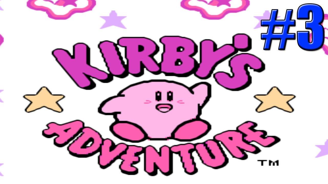 ПРОХОЖДЕНИЕ Kirbys Adventure ЧАСТЬ 3