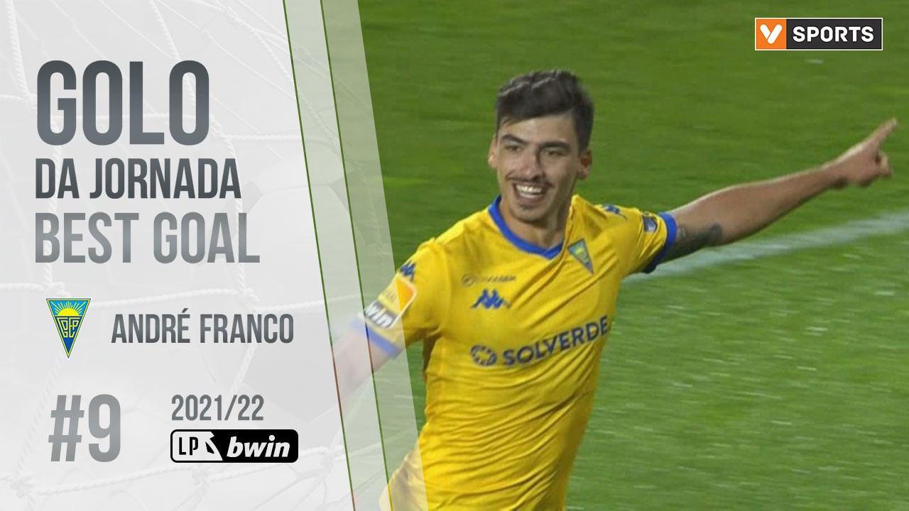 Goal of the round #9 (Liga 21/22)