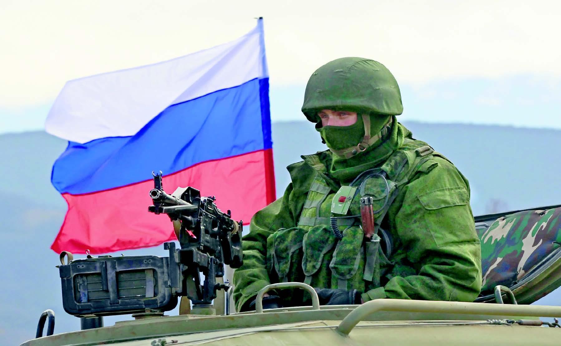 Политолог назвал условие для ввода российских войск на Украину