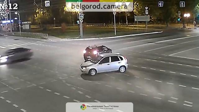 ДТП Подборка на видеорегистратор за 12.10.2021
