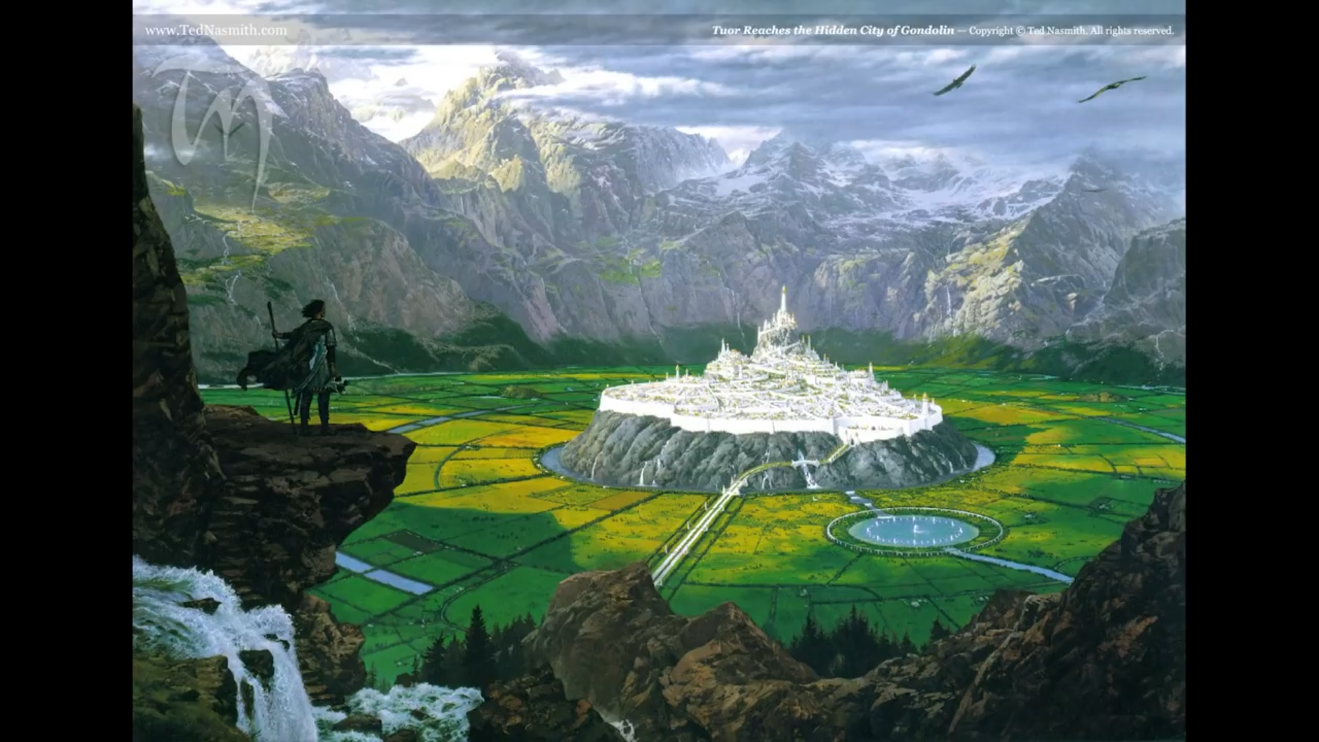 Exploring Middle-Earth: The Fall of Gondolin (Изучение Средиземья: Падение Гондолина)