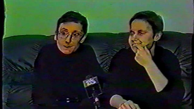 Диана Арбенина и Светлана Сурганова: интервью в Омске (1998)