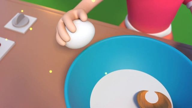 Мультфильм ПЕСЕНКА для малышей | Мультик Сина и Ло | Весёлая детская песенка про Завтрак