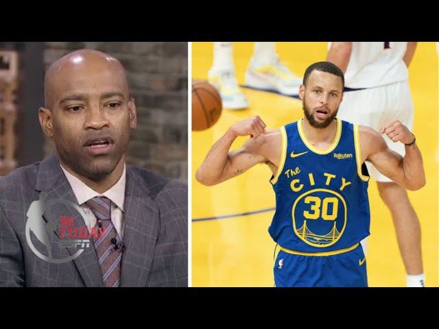 Vince Carter IMPRESSED by Steph Curry leads Warriors to their best start since 73-win season