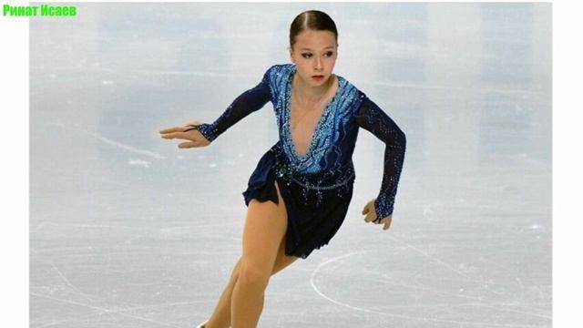 Фигурное катание. Александра Трусова победила на Гран-при США Скейт Америка. Дарья Усачева - 2.
