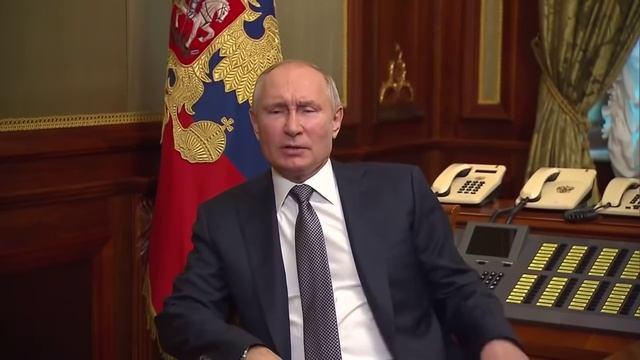 Putin ausführlich über die Ukraine und die ehemalige UdSSR (deutsche Übersetzung)