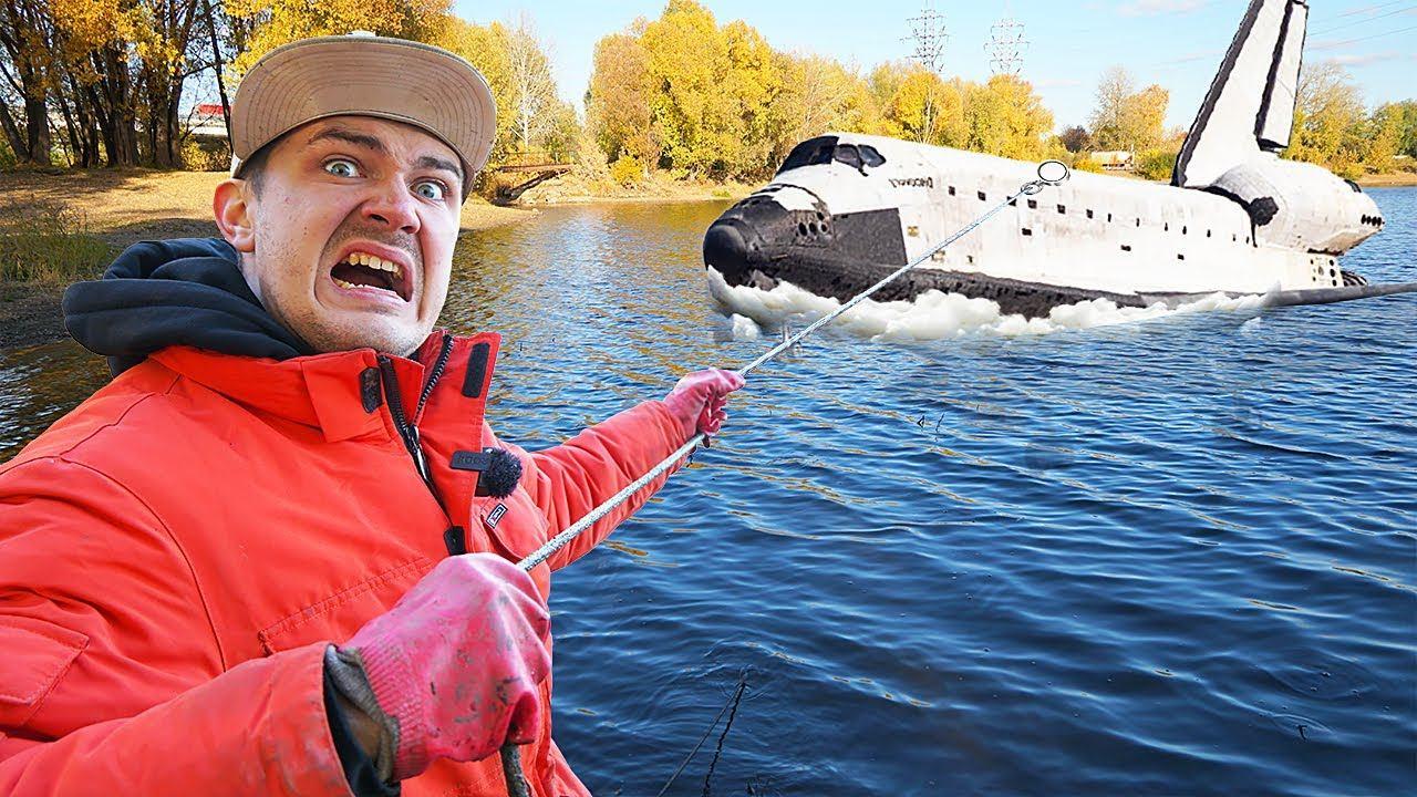 Эти жуткие находки мы подняли со дна, где затонул космический корабль!