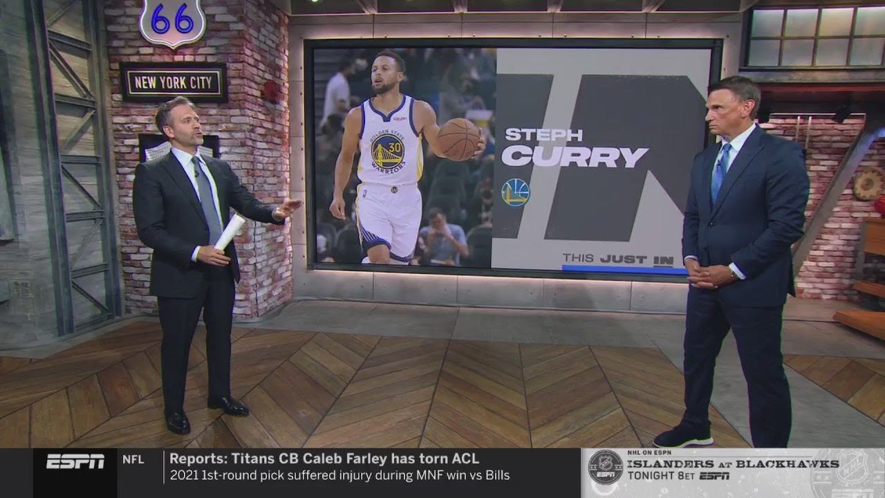 Max Kellerman On Where He Ranks The Steph Curry-LeBron James Rivalry In The History Of The NBA