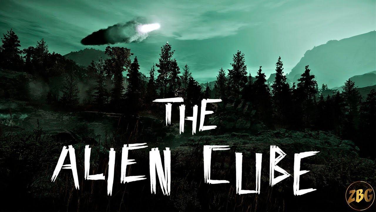 The Alien Cube - ПЕРВЫЙ ВЗГЛЯД - СТОИТ ЛИ ИГРАТЬ?