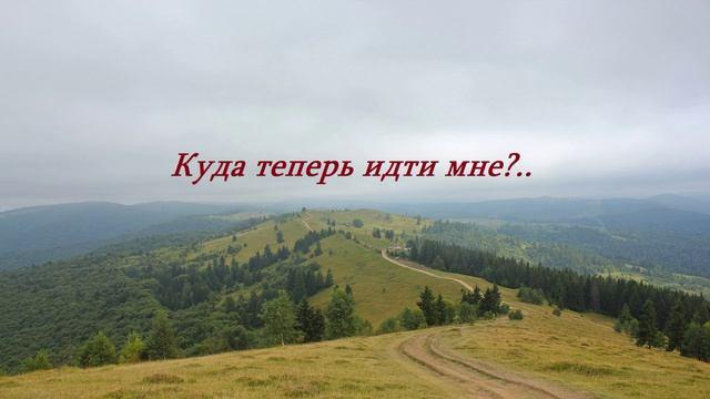 Куда теперь идти мне?..
