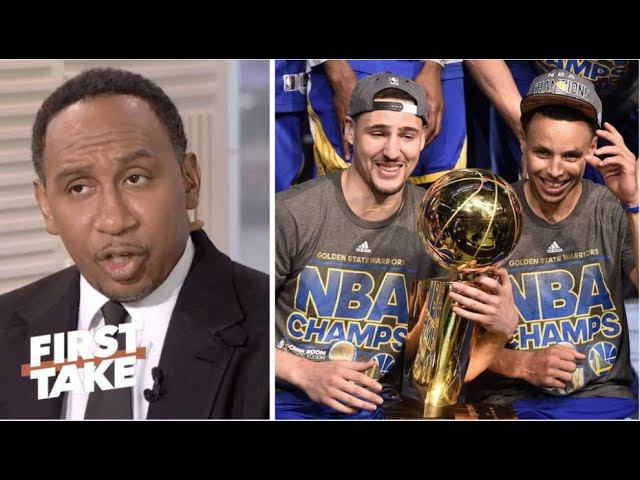 Stephen A. Smith: If Klay Thompson comes back healthy. The Warriors might WIN IT ALL!