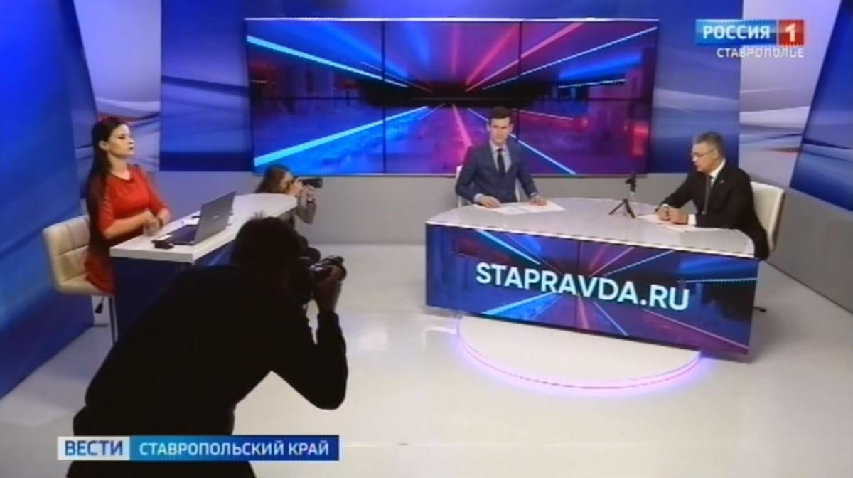 Прямая линия губернатора Ставрополья: итоги