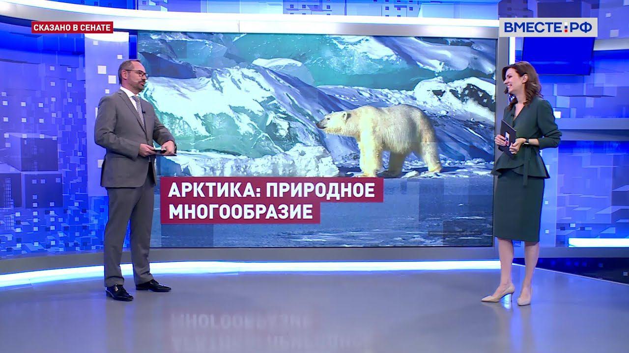 Национальный парк «Русская Арктика». Сказано в Сенате