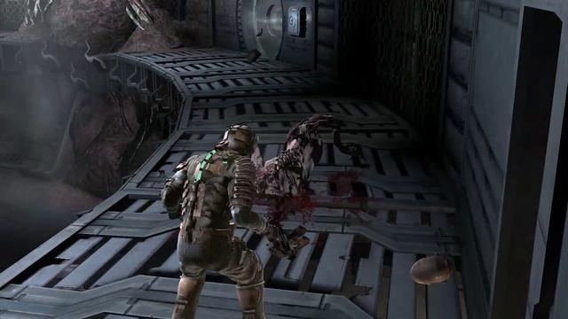 Dead Space (Мертвый космос) Глава 3 - Орбитальная коррекция