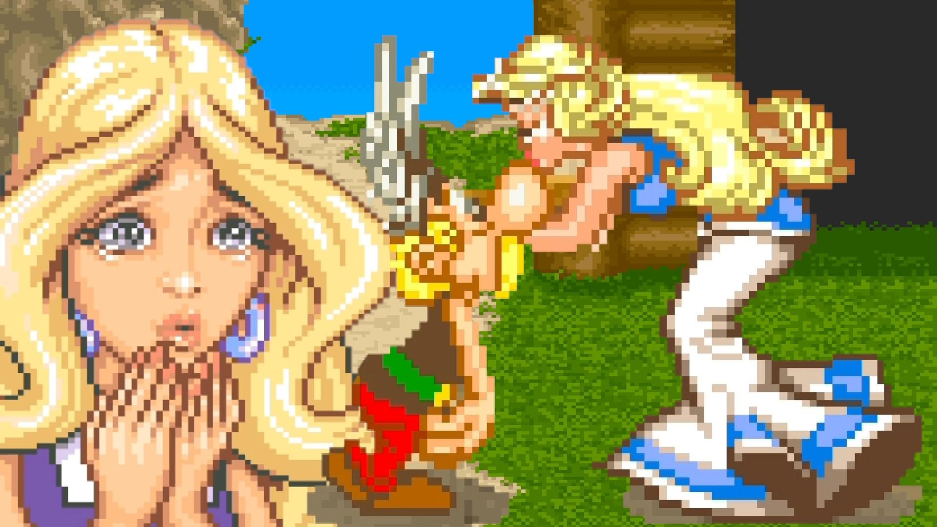 [AG] Asterix [Поцелуй в награду / Все Боссы]