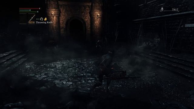 Dark Souls III, Hollow Overhaul, Стена Лотрика, Вордт.