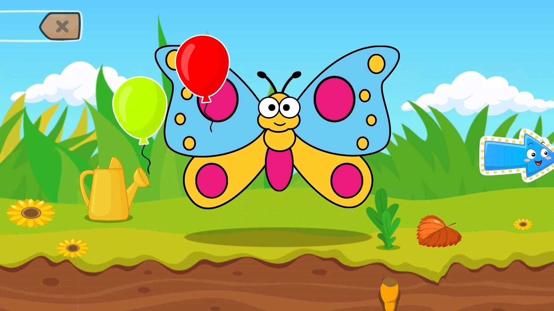 Учим названия насекомых