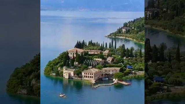 Озеро Гарда Северная Италия