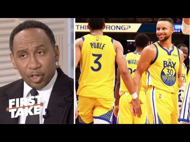 Stephen A. Smith: Not the Lakers, Steph & the Warriors can win it all this season
