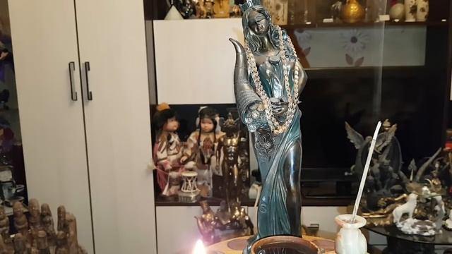 ВЕДЬМИНА ИЗБА. Ритуал