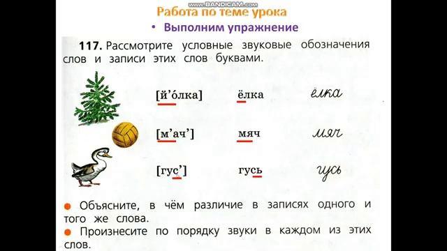 Как различать звуки и буквы? Звуки и буквы русского языка урок  Русский язык.2 класс.