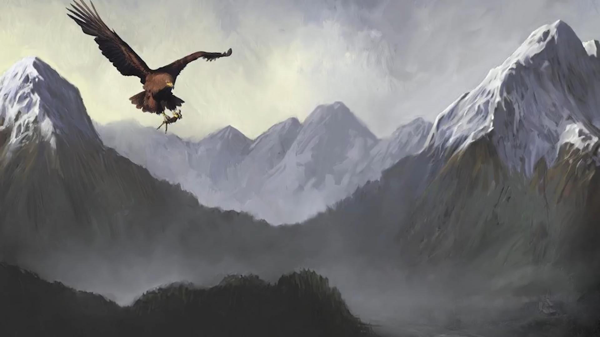 Exploring Norse Mythology: The Kidnapping of Idunn (Похищение Идунна)