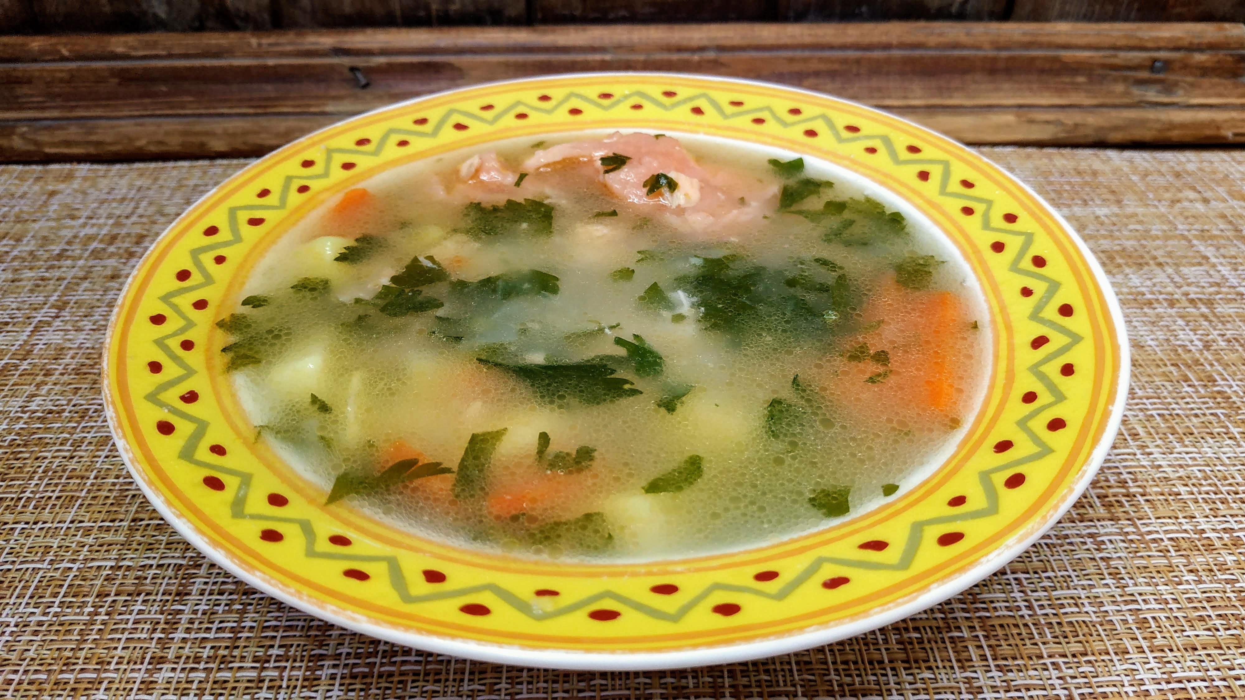 Уха из  красной рыбы рецепт, для Царского стола. Как приготовить рыбный суп