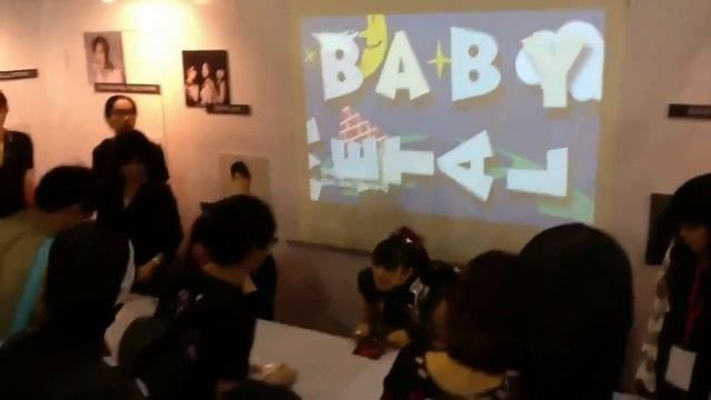 BABYMETAL Overseas First Live 10_11_2012