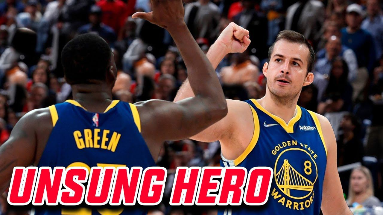 Nemanja Bjelica is becoming A LOT MORE IMPORTANT for the GS Warriors! | NBA WARRIORS SHOW