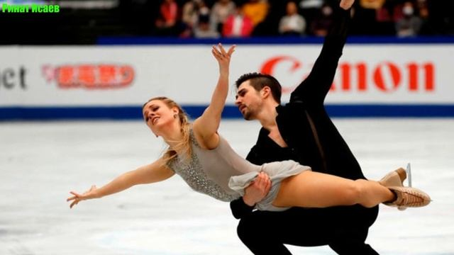 Фигурное катание. Хаббелл и Донохью выиграли Гран-при США Скейт Америка.
