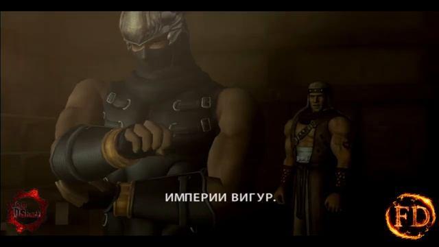 Ninja Gaiden 1 Русская озвучка Демо (Xbox  Xbox 360)
