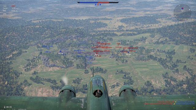 War Thunder аркадные бои Marder III H