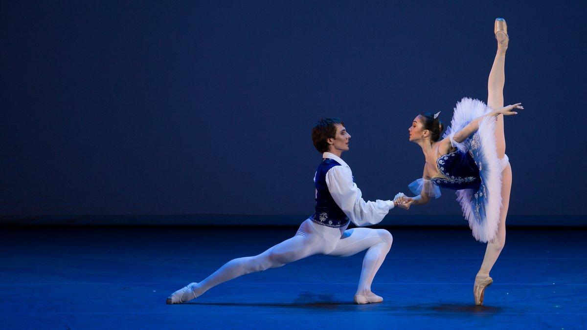 III Всероссийский конкурс молодых исполнителей «Русский балет – 2017»