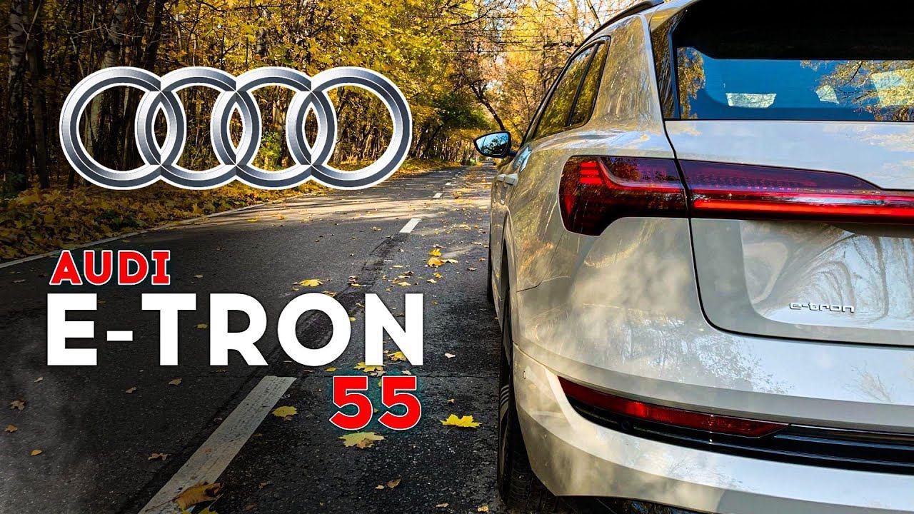Z Drive-Audi E-tron - на что способны премиальные-22.10