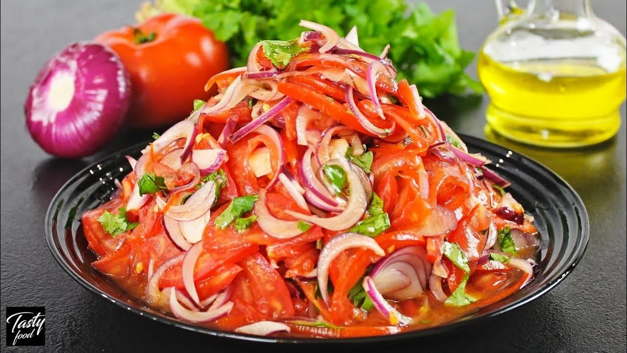 "Tasty Food_Салат ""Шакароб"""