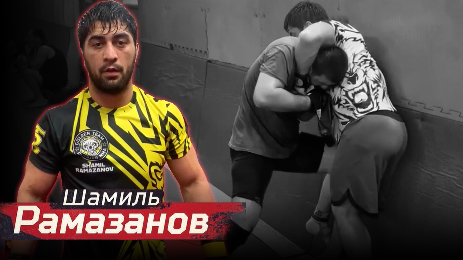 Shamil Ramazanov-Интервью с профессиональным бойцом-27.10