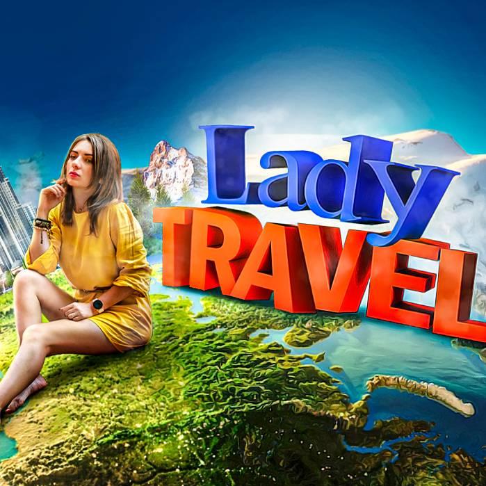 Lady travel