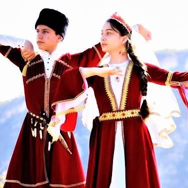Кавказские Лезгинки Зажигательные