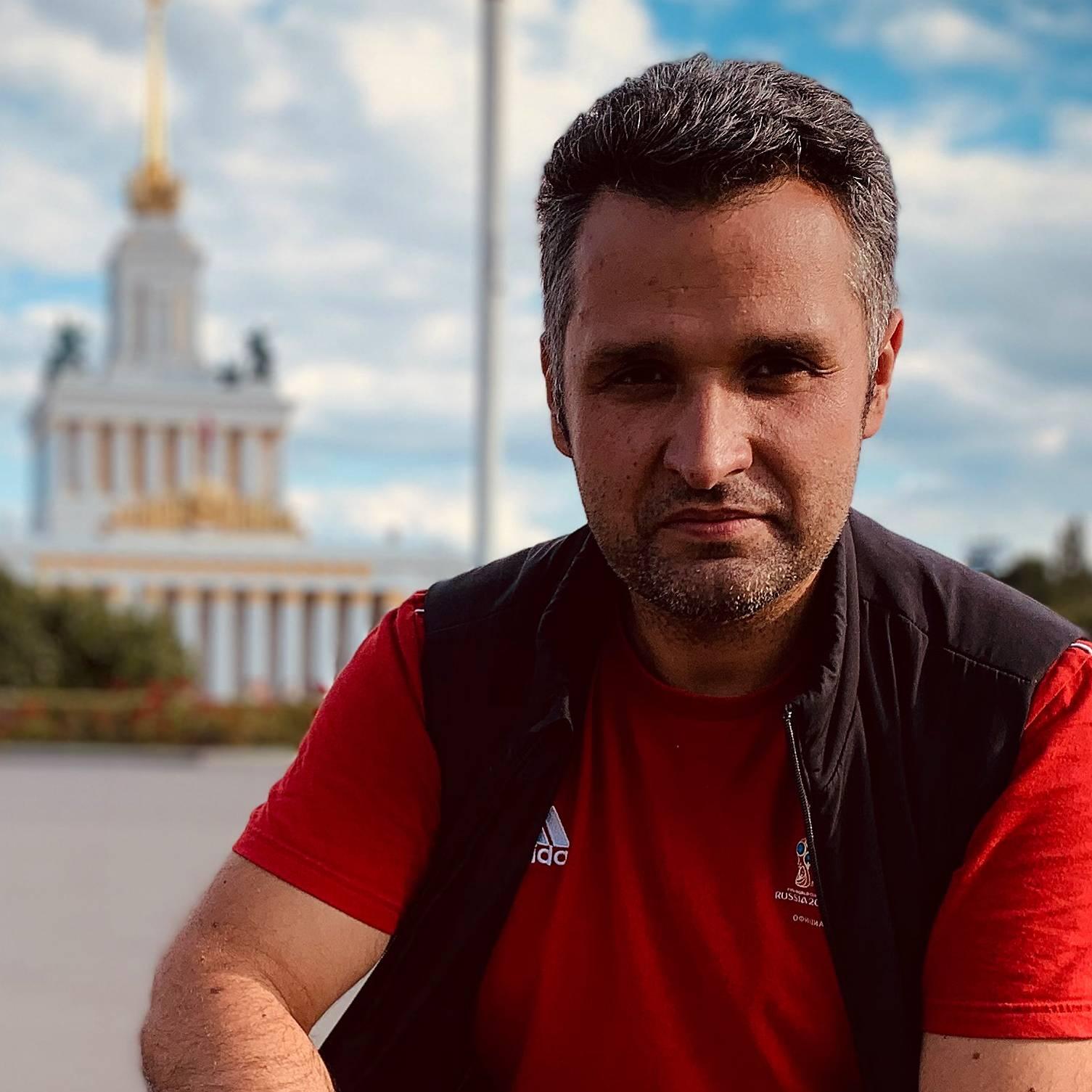 Sergey Soldatoff