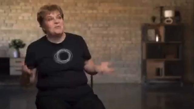Тамара Эйдельман - заслуженный учитель Российской Федерации