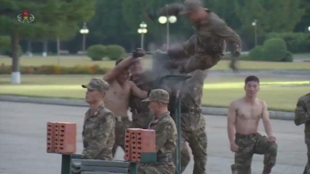 Северокорейский спецназ даст фору любому
