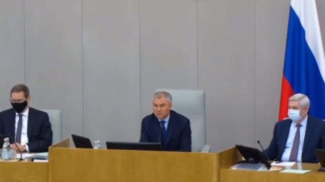 Володин обрушился с резкой критикой на непривитых депутатов