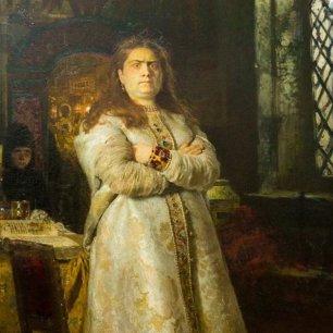 Почему неугодных цариц ссылали в монастырь?
